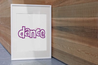 Dance Applique