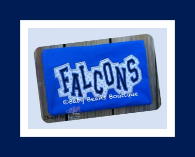 Falcons custom image