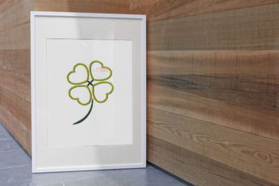 Heart Clover Flower
