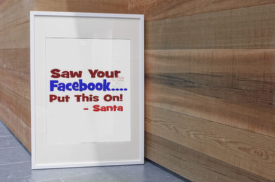 Saw Your Facebook