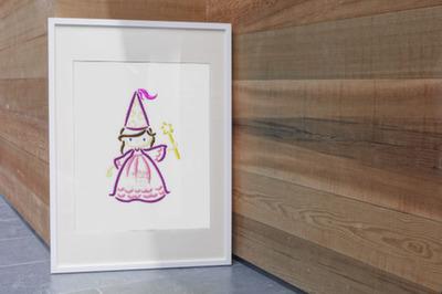 Wizard Lineart